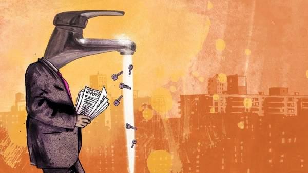 El diferencial medio hipotecario baj en abril del 2 por for Diferencial hipoteca
