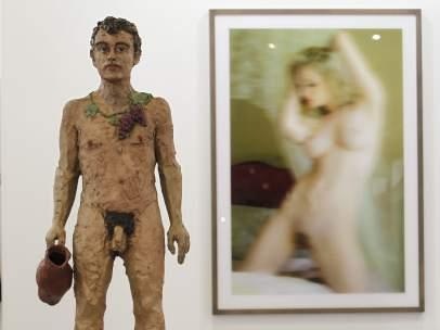 Escultura en ARCO