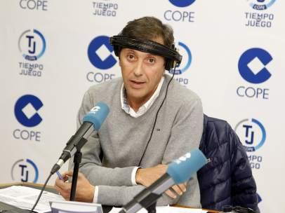 Paco González vuelve a 'Tiempo de Juego'
