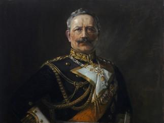 Kaiser Wilhelm II, 1917