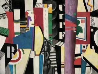 'La Ville', 1919