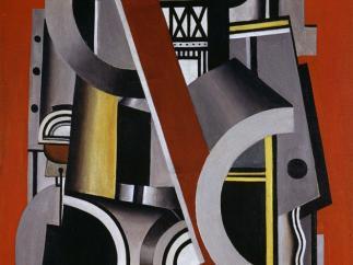 'Élément mécanique', 1924