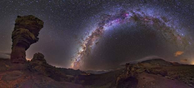 El cielo de Canarias