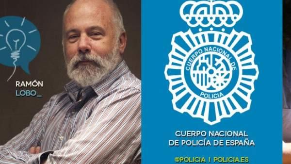 Los periodistas Ramón Lobo y Jordi Pérez Colomé y la Policía Nacional, premios iRedes 2014