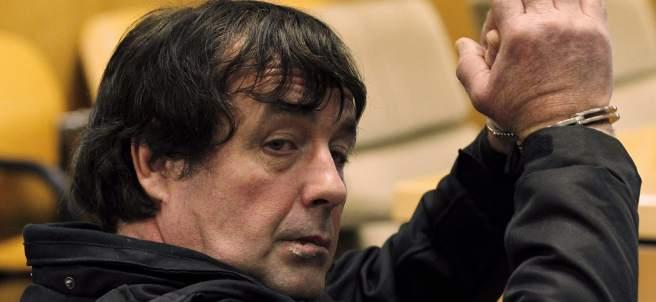 Jaime Jiménez, durante uno de sus juicios