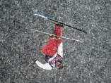 Competición masculina de esquí estilo libre en la modalidad halfpipe