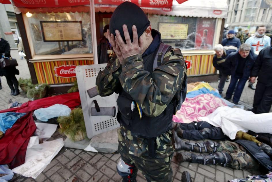 Horror en Kiev