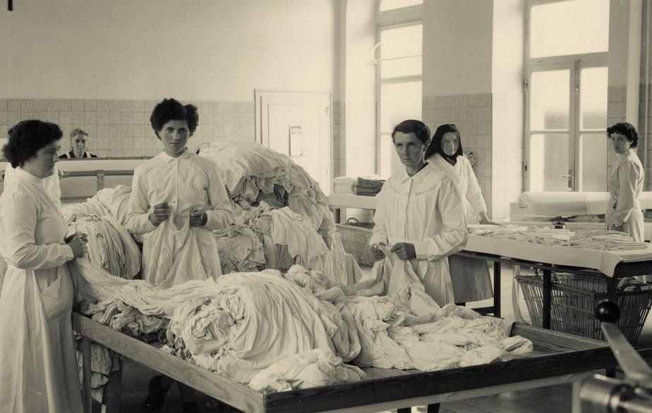 Un archivo sobre la vida en un hospital psiquiátrico