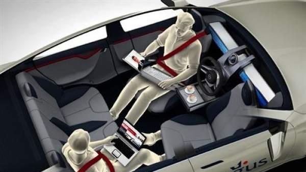 XchangE, nuevo prototipo de vehículo automatizado