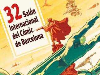 Salón Internacional del Cómic de Barcelona 2014