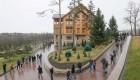 Ver v�deo De paseo por la residencia de Yanukovich