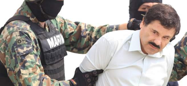 Cae 'El Chapo' Guzmán