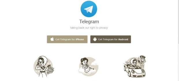 Telegram se beneficia de la caída de WhatsApp y gana 1,8 millones de usuarios en tan solo un día