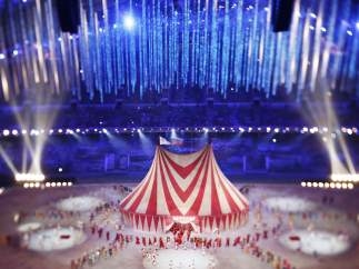 El mundo del circo