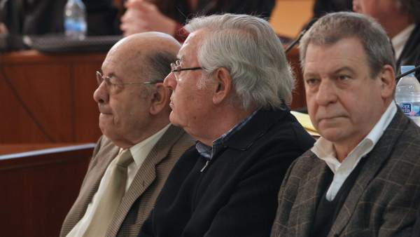 Millet, Montull y Díaz