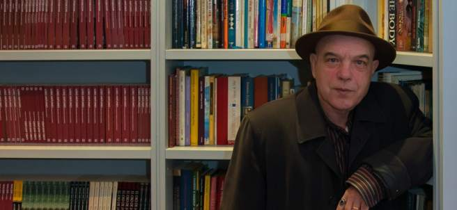 El escritor Jesús Ferrero