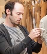 El costurero Diego Villalba