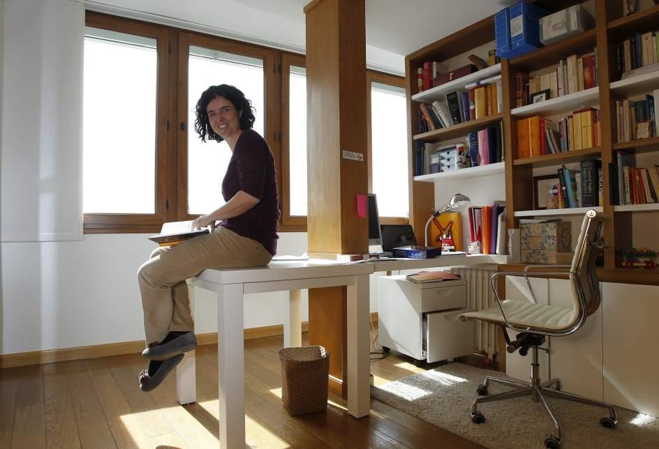 El teletrabajo avanza en madrid los madrile os con la for Sanitas madrid oficinas