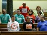 Camisetas contra algunas de las medidas del Gobierno