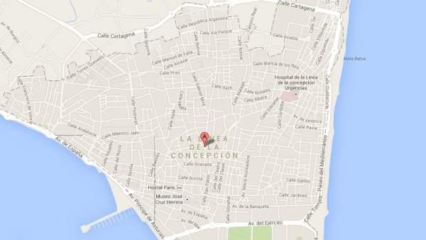 La Línea de la Concepción (Cádiz)