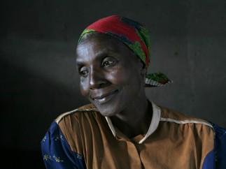 Neri James, Petros Village, Malawi, 2006