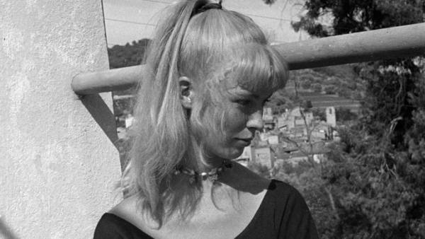 'Sylvette David in Vallauris', 1954