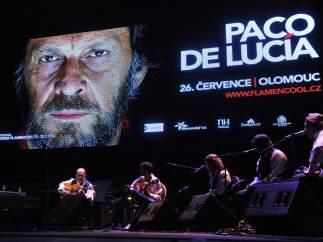 En el festival Colores Flamencos