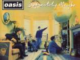 Portada de 'Definitely Maybe'.