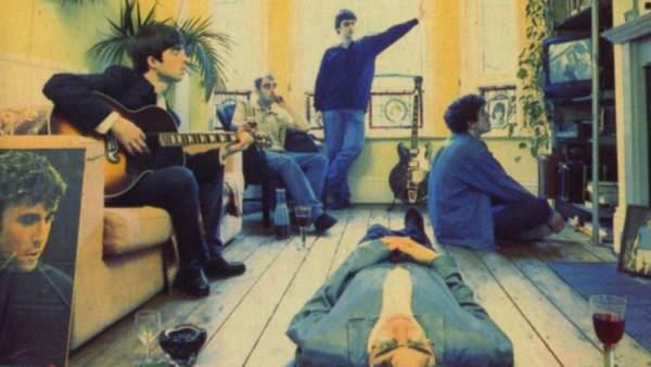 Una exposición recuerda en Londres los 20 años de Oasis