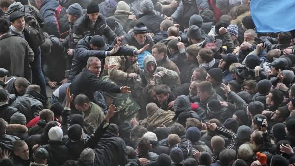 El enclave de Crimea cobra protagonismo