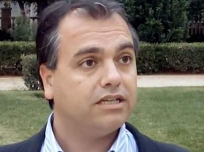 Andrés Martínez, edil de Villarrobledo