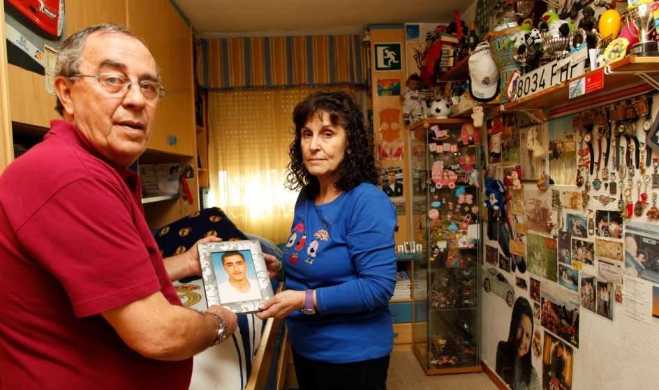 Felisa gudi a perder a un hijo de 24 a os en un atentado for Habitacion familiar en once