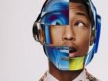 Pharrell Williams y Daft Punk