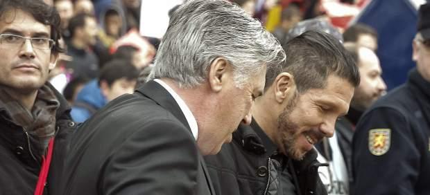 Ancelotti y Simeone