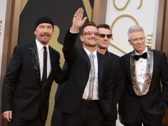 U2 visitan Valencia para asistir a una boda