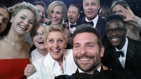 El 'selfie' de los Oscar vale 1.000 millones