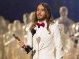 Jared Leto recoge su Oscar al Mejor Actor de Reparto