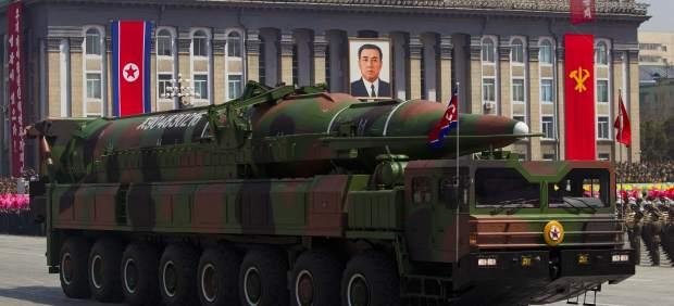 Corea del Norte hace un lanzamiento fallido de un misil balístico, según Seúl