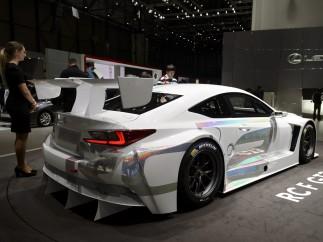 Nuevo Lexus RC F GT3