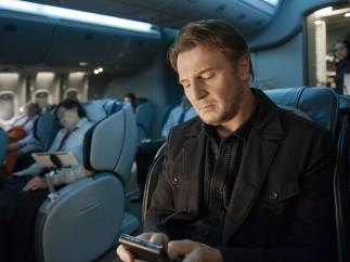 Liam Neeson en Non-Stop