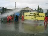 Greenpeace en Garoña