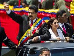 Primer aniversario de la muerte de Chávez