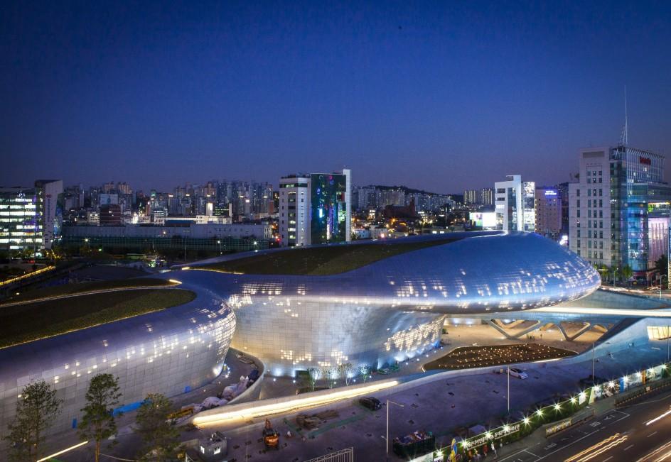El mayor edificio irregular del mundo