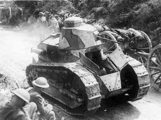 Tanques en acción