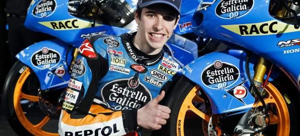 Álex Márquez subirá en 2015 a Moto2 como compañero de Esteve Rabat