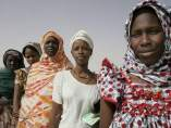 Mujeres mauritanas