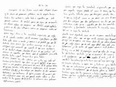 Carta de Rafá Zouhier
