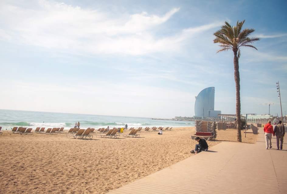 La mejor playa de Cataluña