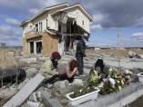 Tercer aniversario del terremoto y tsunami de Japón