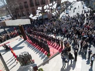 Acto en Alcalá de Henares